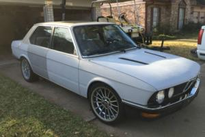 1983 BMW 5-Series Photo