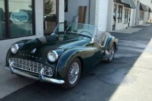 1961 Triumph TR3A Photo