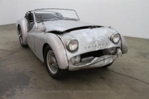1957 Triumph TR3 Photo