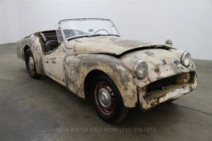 1958 Triumph TR3 Photo