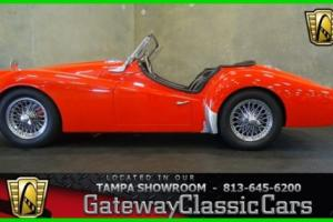 1960 Triumph TR3A Photo