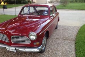1967 Volvo 1967 Amazon 122S Coupe