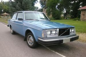 1982 Volvo 240 242