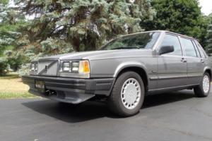 1989 Volvo 740 GL Photo