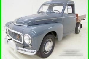 1959 Volvo Pickup 445