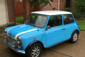 1980 Other Makes Rover Mini Photo