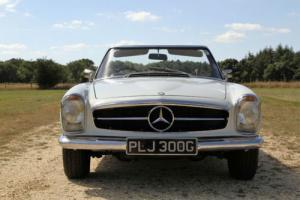 Mercedes-Benz 280SL AUTOMATIC