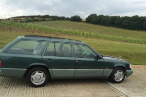 1994 MERCEDES E300 D ESTATE Multi Valve