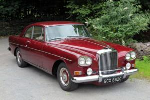 "1965 Bentle S3 Continental MPW ""Chinese Eye"" 2dr FHC BC26XE"