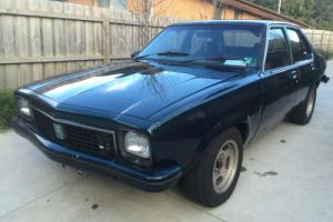 1974 LH Torana SLR L32 253 M20 Genuine NOW 308 9inch Project in VIC