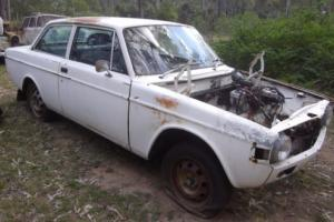 Classic 1973 Volvo 142 Coupe Rally Hillclimb in QLD
