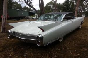 1960 Cadillac Eldorado Seville TRI Power 'S Matching Beautiful CAR Very Rare in VIC