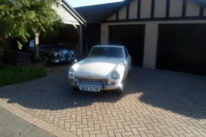 Mgb Gt Chrome bumper . Tax exempt just lovely !! Photo