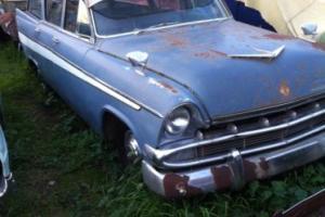 """Chrysler Royal Plainsman Wagons """"Pair"""" 1959 Very Rare Cars"""