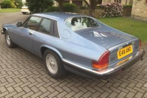 Jaguar XJS 5.3 V12 COUPE. FINANCE PACKAGE POSSIBLE. PRISTINE 22,000 miles only