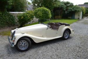 MORGAN CLASSIC CAR 1984 ONLY 11980 MILES