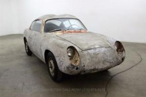 1959 Fiat Abarth 750 Double Bubble Zagato