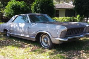 1964 Buick Riviera Project in NSW