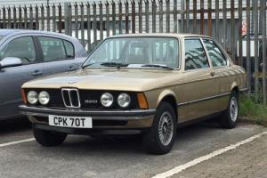 Bmw e21 320 6 cylinder automatic with Air Conditioniong / BMW E21 320/6 AUTO