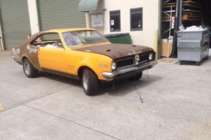 HK GTS Monaro Project CAR Needs Full Restoration
