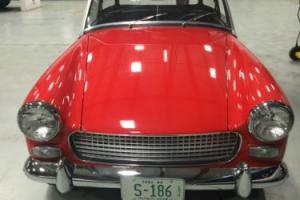 1965 Austin Sprite MkIII