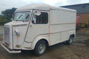 Citroen HY Van 1982 in great condition. Private plate. Diesel. Great Chassis