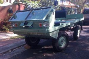 Steyr Puch Haflinger 1963 Vintage 4WD Resto Project in NSW