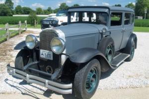 1931 Buick Model 62 Sedan