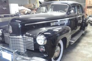 1941 Cadillac Fleetwood SERIES 75 FLEETWOOD TOURING IMPERIAL LIMOUSINE