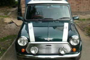 Rover Mini Cooer RSP Photo