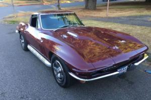 1966 Chevrolet Corvette Fullyy restored