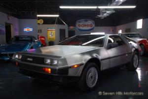 1981 DeLorean DMC-12 Best on the Market