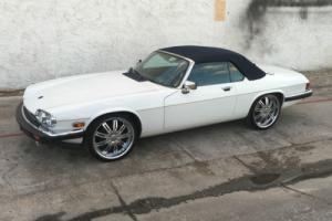 1989 Jaguar XJS JAG CONVERTIBLE XJS LOW MILES SUPER CLEAN Photo