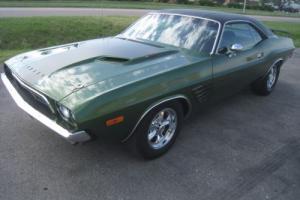1973 Dodge Challenger Rally