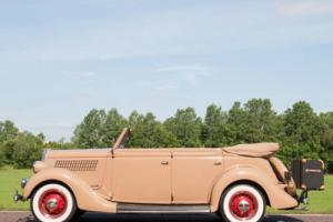 1935 Ford Other Model 48 Deluxe Convertible Sedan