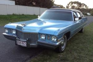 1971 Cadillac Fleetwood Limousine Limo Series 75 Special