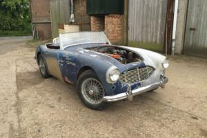Austin Healey BT7 Project