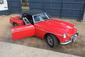 MGB 1964 Mark 1 in VIC
