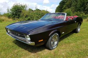1971 Ford Mustang Convertible 5.0L V8 Power Roof Metallic Sparkle Paint Complete