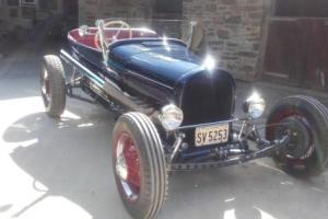 1926 Ford Model T roadster hot rod ford modified VHRA
