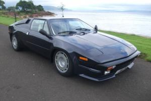 LAMBORGHINI JALPA 1984 STUNNING CAR ; LOW MILES Photo
