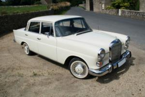 Mercedes 200 W110 Fintail 1966. Lovely Condition