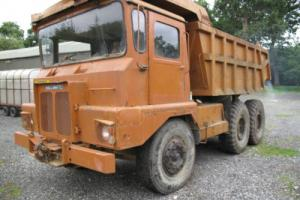 Haulamatic 614 Dump Truck Tipper