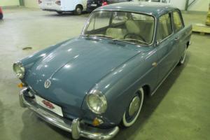 1963 Volkswagen Notchback 1500 Type 3, matching numbers!