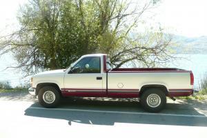 Chevrolet: C/K Pickup 1500 Wrangler