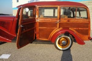 Ford: Other Woodie Photo