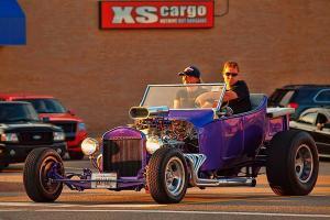 Ford: Model T Roadster