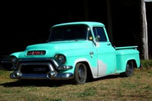 1956 GMC Pickup 6 0L Turbo 350 Camaro Chev Chevy Chevrolet Hotrod Ratrod HOT ROD