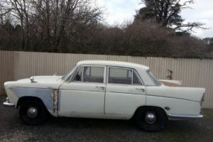 1962 Wolseley 24 80 Running Suit Resto Previous Sale Didnt GO Through in VIC