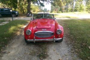 1962 Austin Austin Healey  3000